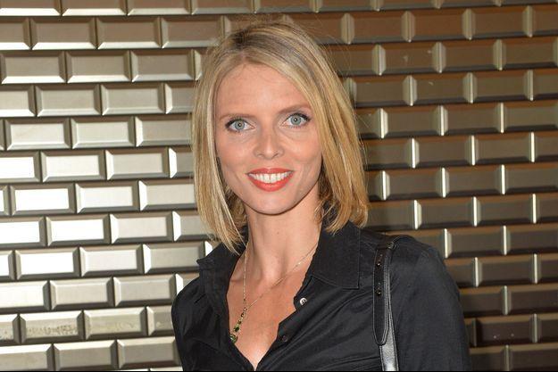 Sylvie Tellier, le 5 juillet 2017 à Paris.