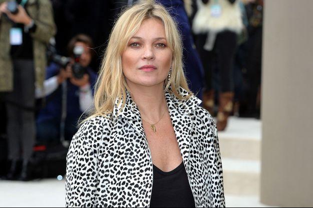 Kate Moss tire un trait sur son mariage avec Jamie Hince.