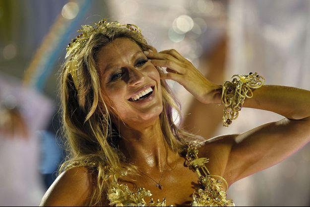 Gisele Bündchen va participer à la cérémonie d'ouverture des JO de Rio.