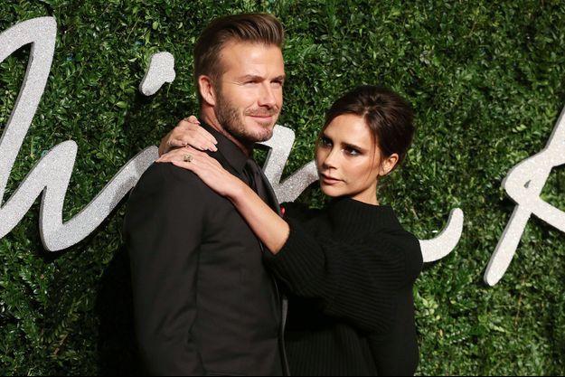 Au sein du couple Beckham, c'est Victoria qui porte la culotte