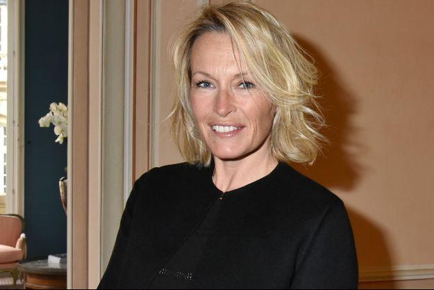 Estelle Lefébure en mars 2016.