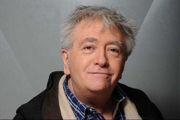 Jean-Yves Lafesse en 2017