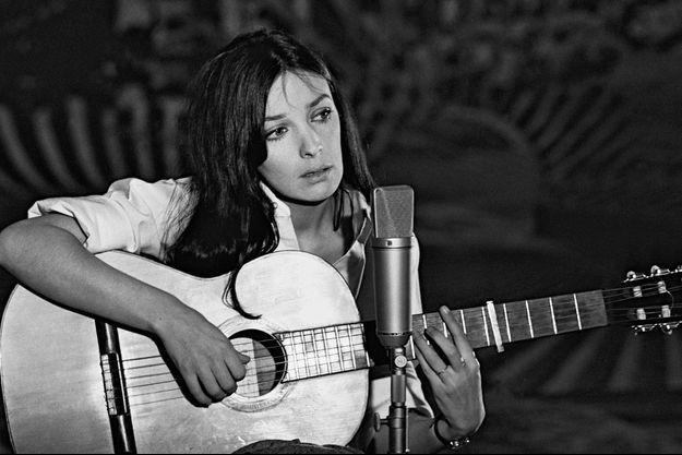 Marie Laforêt en 1967.