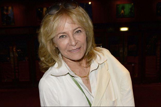 Nathalie Delon en 2014