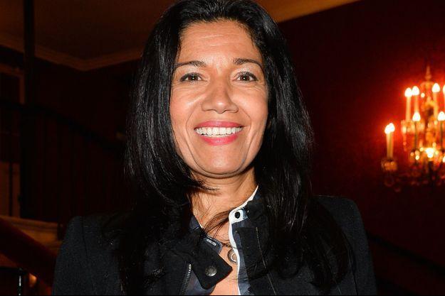 Samia Ghali ici à Paris en 2016.