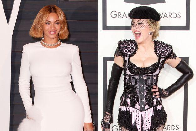 Le nouveau pic de Madonna contre Beyoncé et Obama