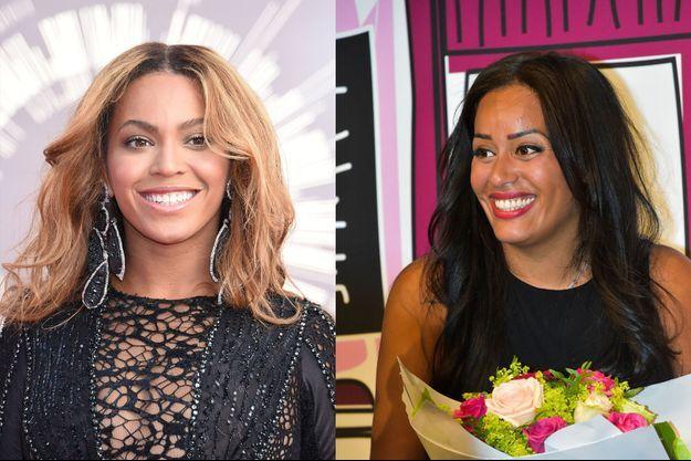 Beyoncé à Los Angeles le 28 août 2014 – Amel Bent à Vincennes le 21 juin 2014