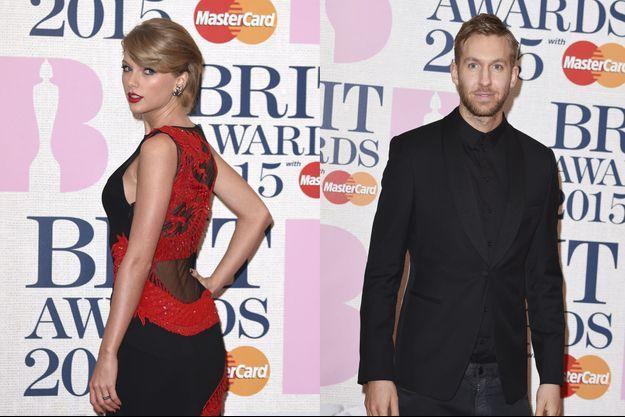 Taylor Swift aurait-elle craqué pour Calvin Harris ?