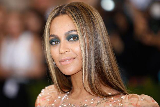 Beyoncé au gala du MET, à New-York 2016