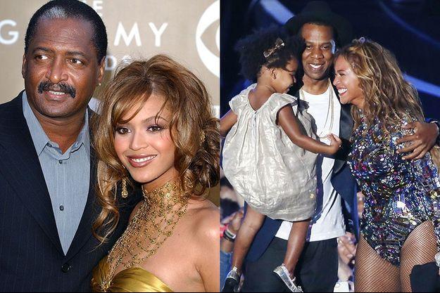 Selon Matthew Knowles, le père de Beyoncé, les rumeurs de divorce viendraient de la chanteuse et de son mari Jay-Z