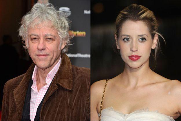 Le chanteur Bob Geldof évoque sa fille Peaches, morte d'une overdose le 7 avril 2014