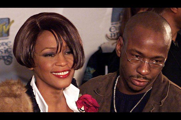 Whitney Houston et Bobby Brown ont été mariés pendant plus de quatorze ans.