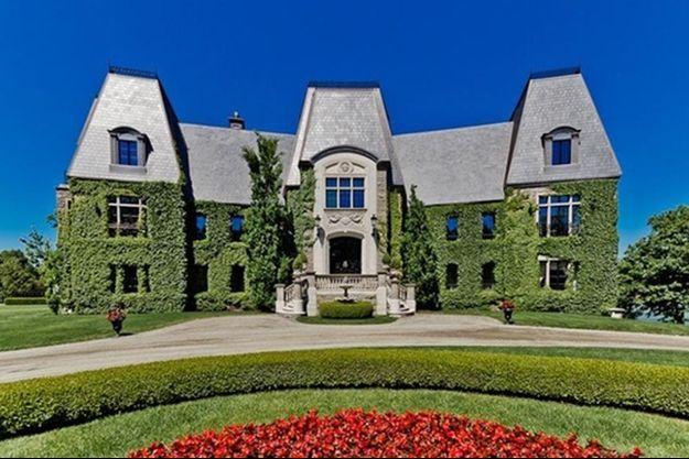 Céline Dion a vendu son château de Laval