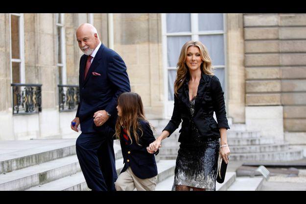 Au délà de l'actualité de Céline, le couple espère avoir un deuxième enfant.