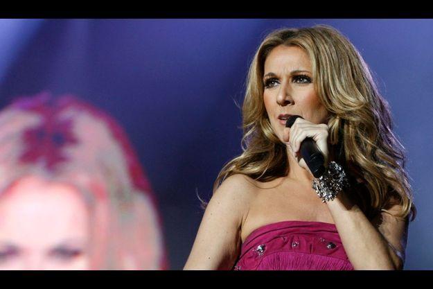 Céline Dion, star mondiale