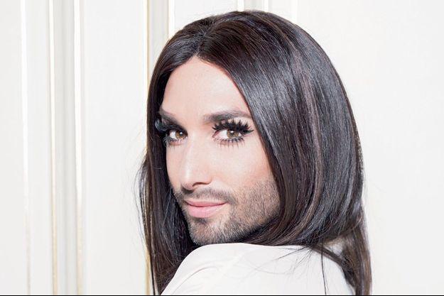 Photographié à l'hôtel Regina à Paris. Son premier album « Conchita », (Sony), et son autobiographie, « Moi, Conchita », (éd. l'Archipel), sont parus cette année.