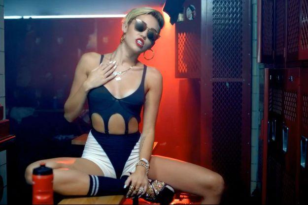 Miley Cyrus n'a pas apprécié les conseils de celle qu'elle admire pourtant.