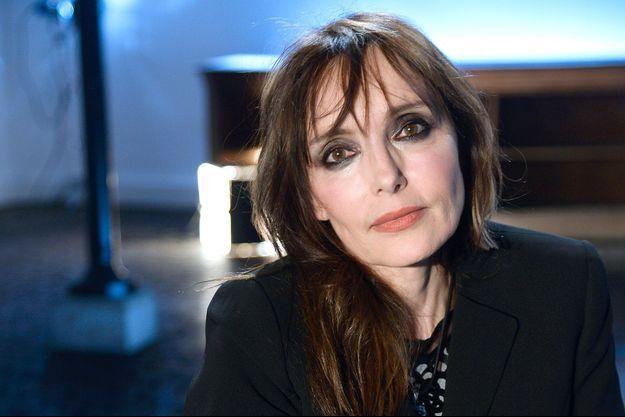 Jeanne Mas en 2014.
