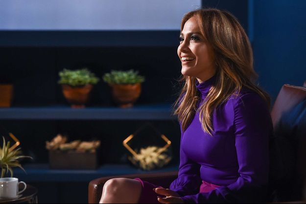 Jennifer Lopez radieuse à la télé américaine, en avril 2016.
