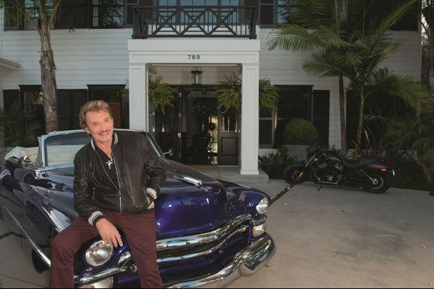 Une Chevrolet 1953 et de nombreuses Harley. A Los Angeles, le rêve continue.