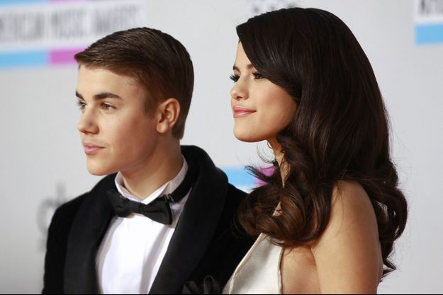 Justin Bieber et Selena Gomez en 2011