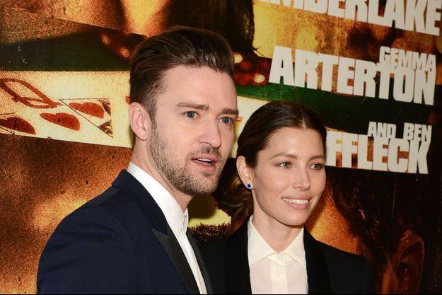 Justin Timberlake et Jessica Biel, heureux futurs parents