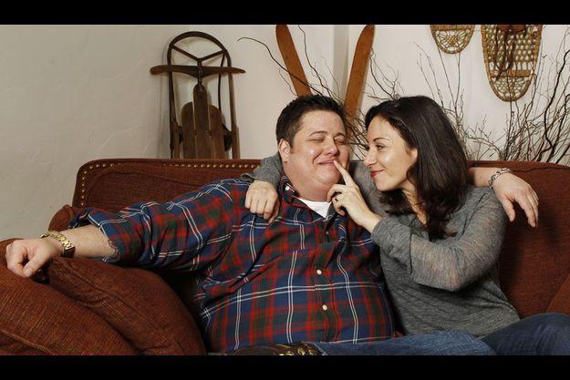 Chaz et Jennifer au festival du film de Sundance en janvier 2011. Ils se considèrent aujourd'hui comme un couple hétérosexuel.