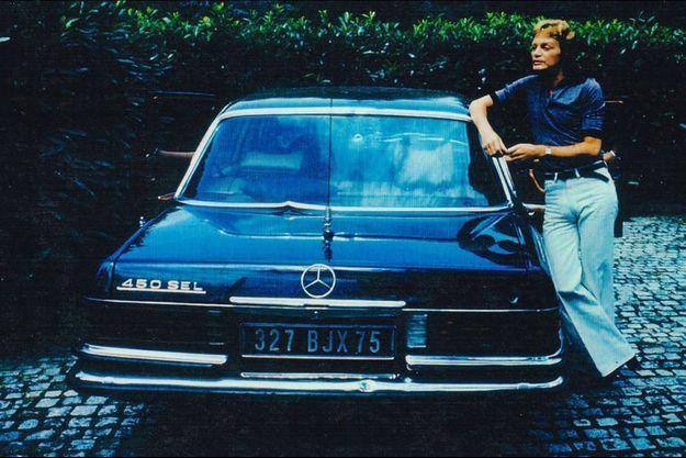 La Mercedes 450 SEL de Claude François, datée de 1977, a été vendue ce samedi aux enchères.