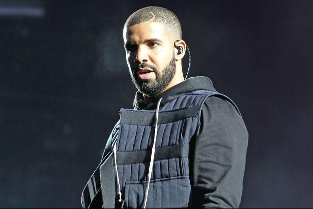 Drake en concert à Londres le 3 juillet dernier.