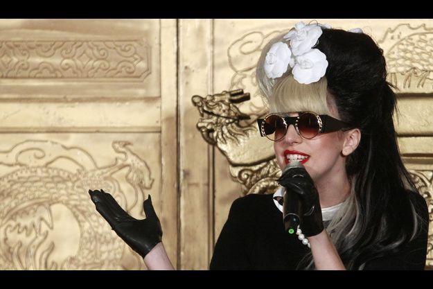 Lady Gaga ouvre son propre réseau social.