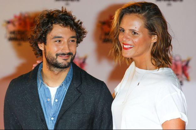 Jérémy et Laure, à Cannes, le 7 novembre 2015.