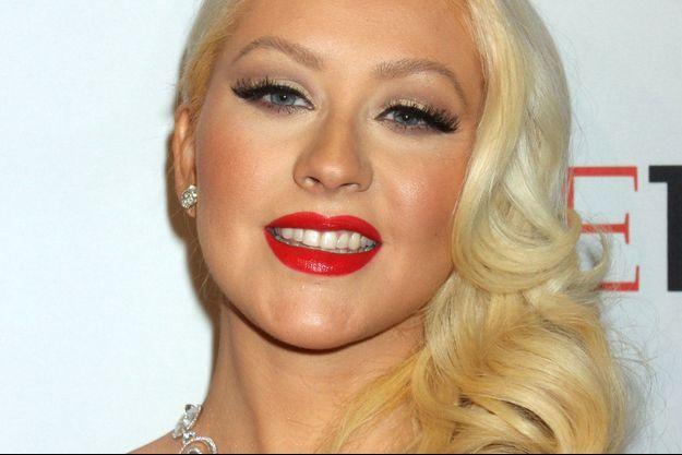 Christina Aguilera s'est fiancée