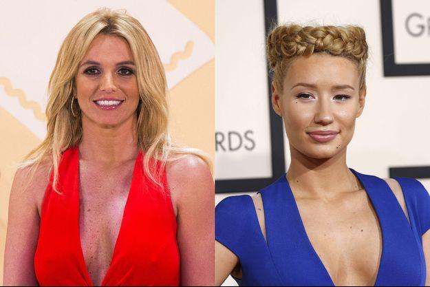 """Britney Spears et Iggy Azalea dévoilent leur nouveau single, """"Pretty Girls"""""""