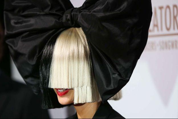 La chanteuse Sia en février 2016 à Los Angeles