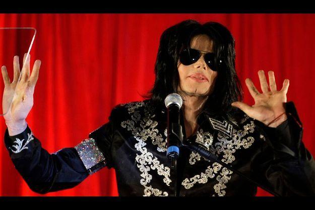 Michael Jackson luttait pour retrouver sa forme d'antan.