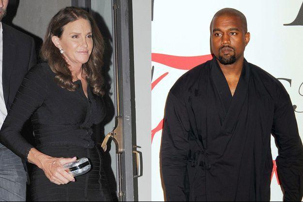 Caitlyn Jenner peut compter sur le soutien de Kanye West.