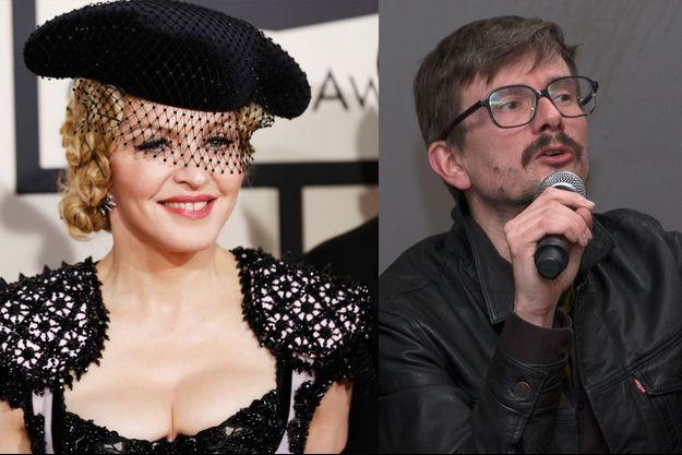 Madonna le 8 février 2015 - Luz le 13 janvier 2015
