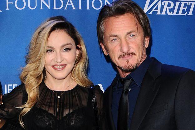 Madonna déclare sa flamme à Sean Penn