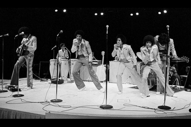 Michael Jackson et les Jackson 5