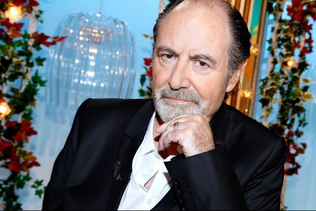 Michel Delpech à Paris, le 2 octobre 2014