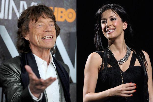 Mick Jagger et Ana Moura en couple ?