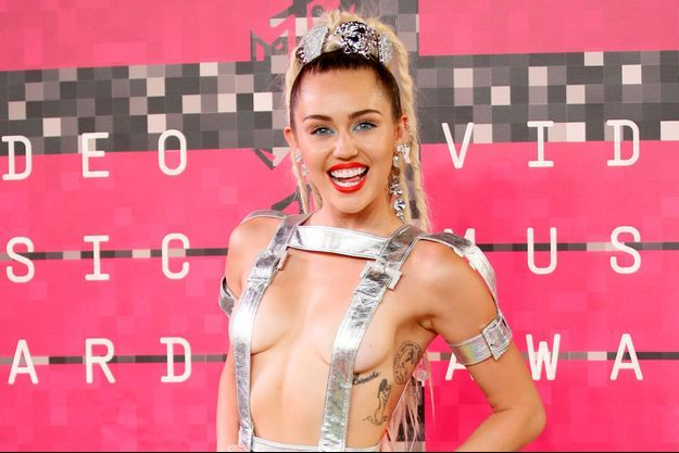 Miley Cyrus, 31 aout 2015