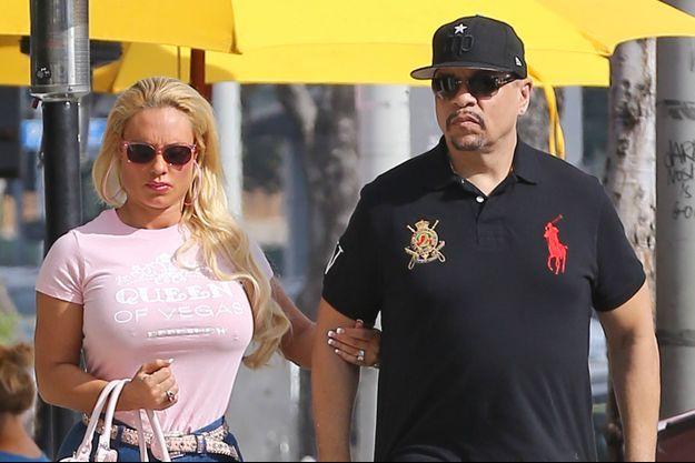 Ice-T et Coco en janvier dernier.
