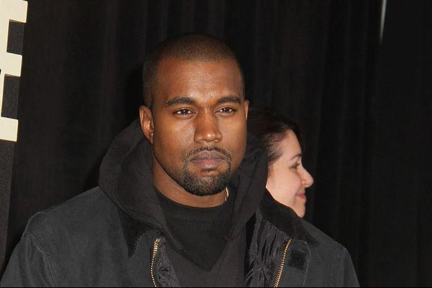 L'inédit de Kanye West pour sa fille North West