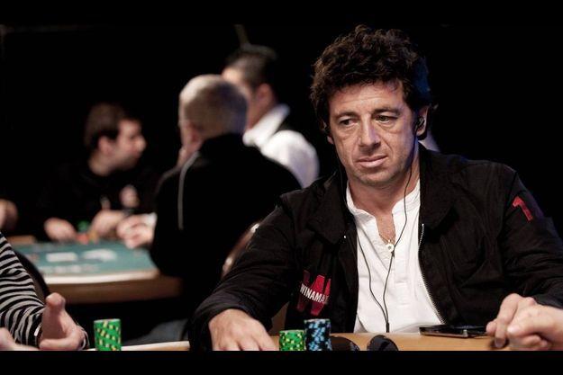 Patrick Bruel a été champion du monde de poker en 1998.