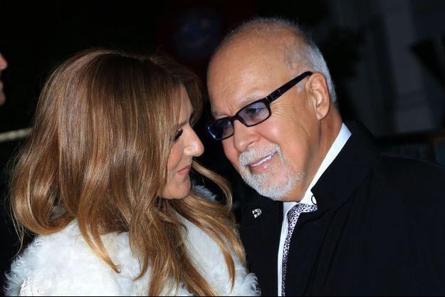 Céline Dion, au plus près de son mari René Angelil