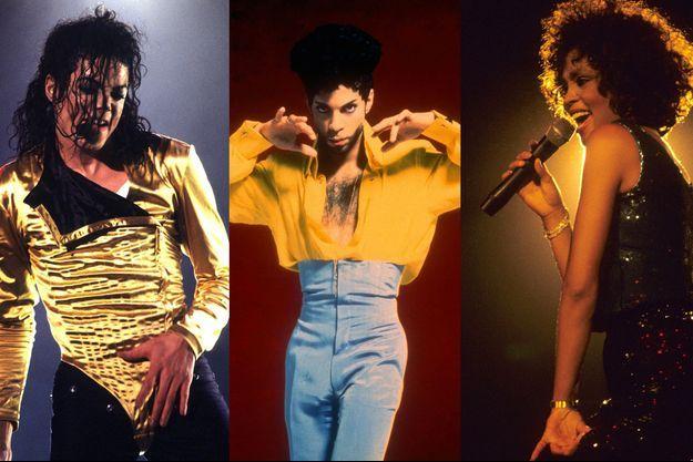 Michael Jackson, Prince, Whitney Houston... les destin brisés des légendes de la pop