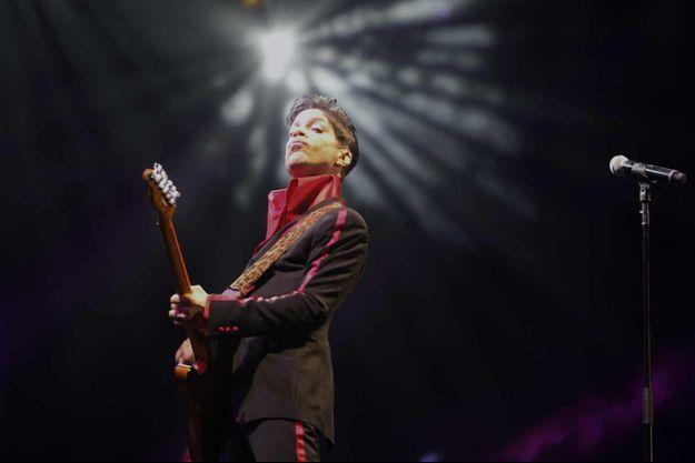 Prince en 2010 à Abu Dhabi.
