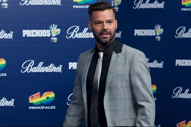 Ricky Martin à Madrid en décembre dernier.