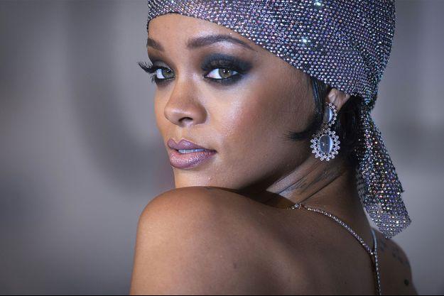 Rihanna est une fan de football.